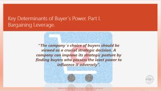 buyers key determinant bargleverage1