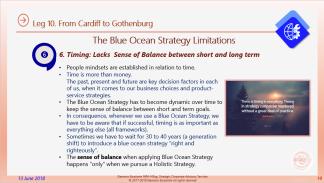 Eliescalante Leg 10 Blue Ocean Strategy Limits 10