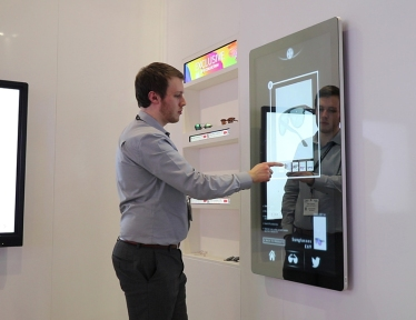 pcap-touch-screen-magic-mirror-interactive-wall-mounted-giant-tablet-11